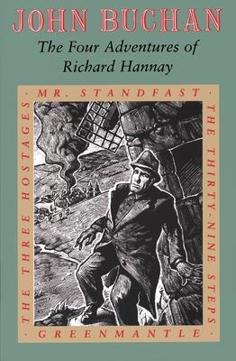 Cover for Four Adventures Richard Hannay