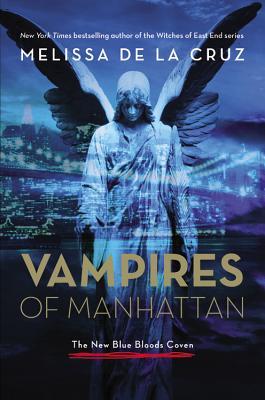 Vampires of Manhattan Cover