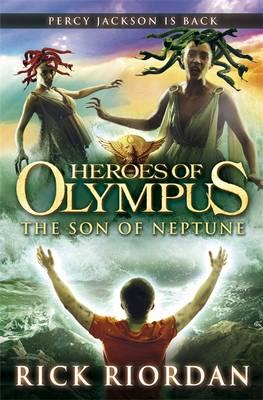 The Son of Neptune. Rick Riordan Cover Image