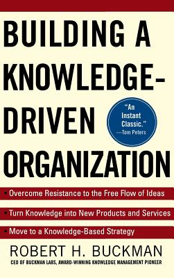 Building a Knowledge-Driven Organization Cover Image
