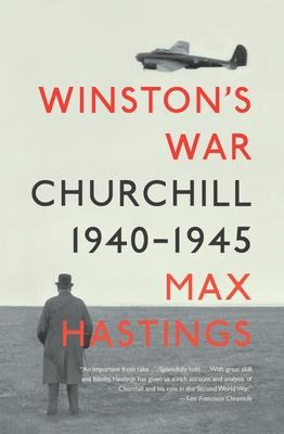 Winston's War: Churchill, 1940-1945 Cover Image