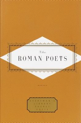 The Roman Poets Cover