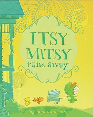 Itsy Mitsy Runs Away Cover
