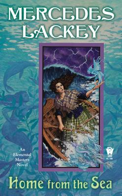 Home From the Sea (Elemental Masters #7) Cover Image