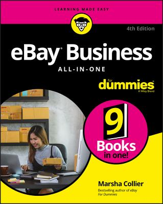 Ebay Business All-In-One for Dummies Cover Image