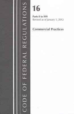 Commercial Practices: Parts 0 to 999 Cover Image