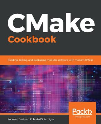 Cmake Cookbook Cover Image
