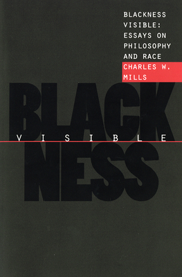 Blackness Visible (Cornell Paperbacks) Cover Image