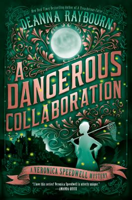A Dangerous Collaboration (A Veronica Speedwell Mystery #4) Cover Image