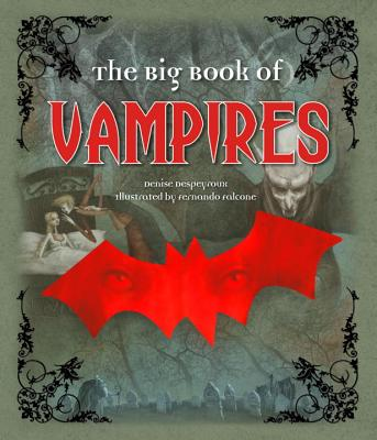 The Big Book of Vampires Cover