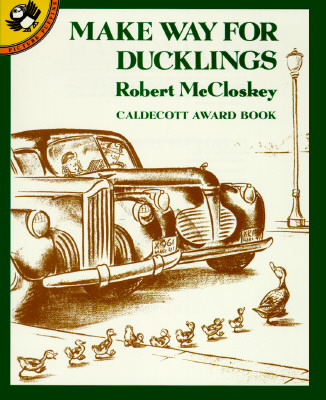 Make Way for Ducklings Cover Image