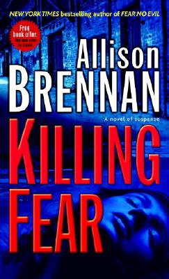 Cover for Killing Fear