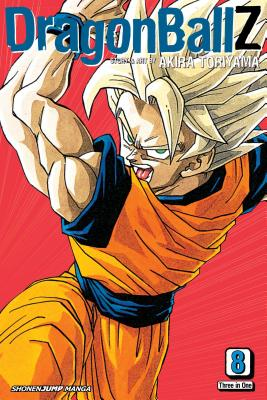 Dragon Ball Z, Volume 8 Cover