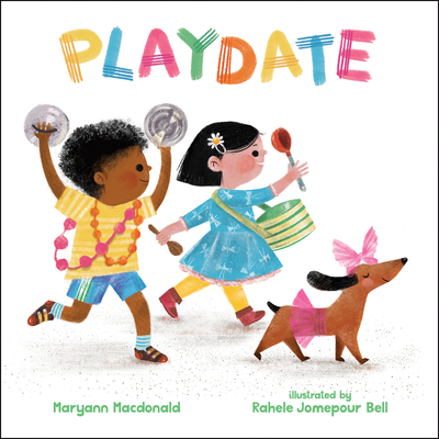 Playdate Cover Image