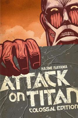 Attack on Titan: Colossal Edition 1 cover image
