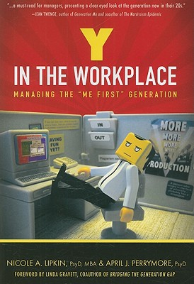 Y in the Workplace Cover