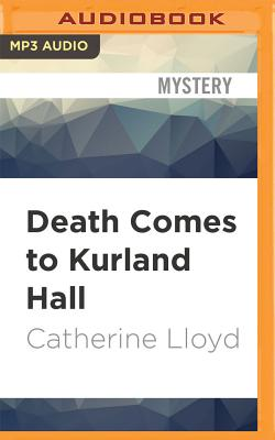 Cover for Death Comes to Kurland Hall (Kurland St. Mary Mysteries #3)
