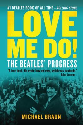 Love Me Do! the Beatles' Progress cover