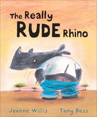 The Really Rude Rhino Cover