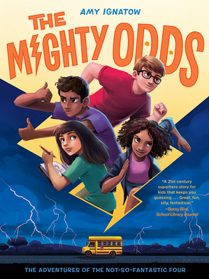The Mighty Odds (The Odds Series #1) Cover Image