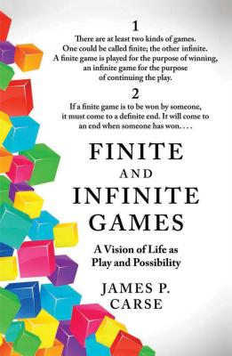 Finite and Infinite Games Cover Image