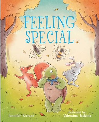 Feeling Special Cover Image