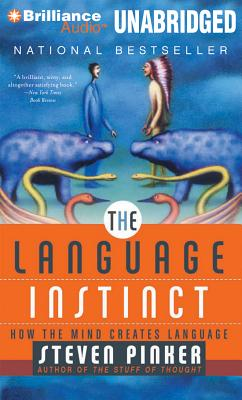 The Language Instinct: How the Mind Creates Language Cover Image