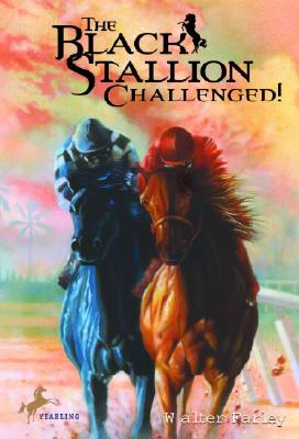 The Black Stallion Challenged! Cover