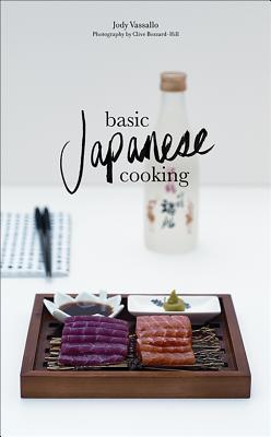 Basic Japanese Cooking Cover
