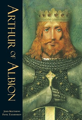 Arthur of Albion Cover