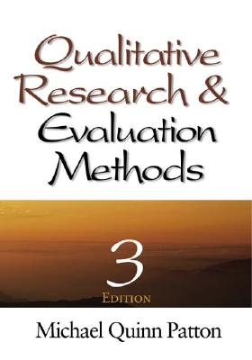 Qualitative Research & Evaluation Methods Cover Image
