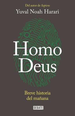Homo Deus: A Brief History of Tomorrow Cover Image