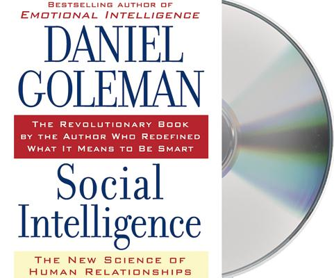 Social Intelligence: The New Science of Human Relationships Cover Image