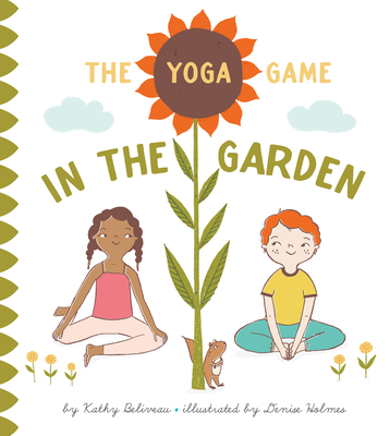 The Yoga Game in the Garden Cover Image
