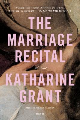 The Marriage Recital Cover