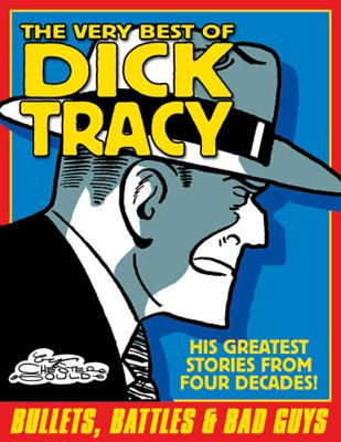 Best of Dick Tracy Volume 1 Cover