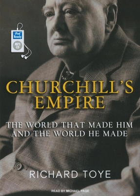 Churchill's Empire Cover