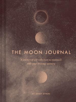 The Moon Journal: A journey of self-reflection through the astrological year (Astrology Journal, Astrology Gift, Moon Book) Cover Image