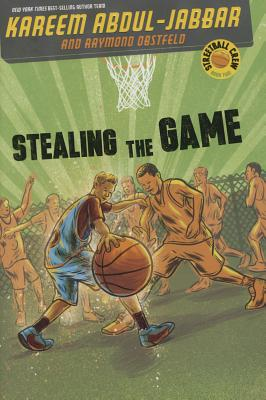 Stealing the Game (Streetball Crew #2) Cover Image