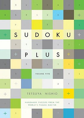 Sudoku Plus, Volume Five Cover