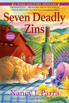 Seven Deadly Zins: A Sonoma Wine Country Mystery Cover Image