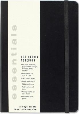 Essentials Large Black Dot Matrix Cover Image