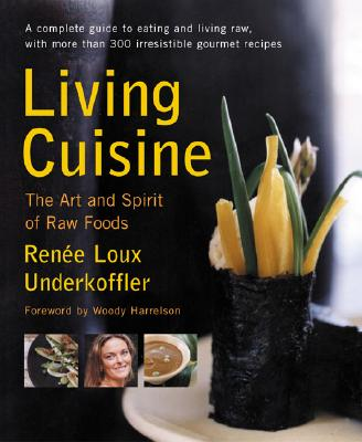 Living Cuisine Cover