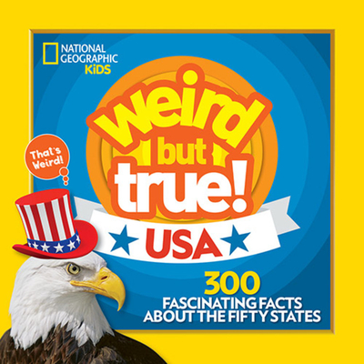 Weird But True! USA Cover Image
