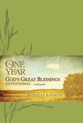 Cover for The One Year God's Great Blessings Devotional