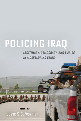 Cover for Policing Iraq
