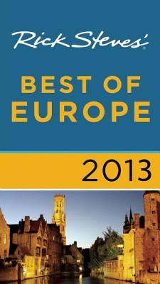 Rick Steves Best Of Europe 2017 Cover Image