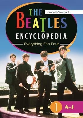 The Beatles Encyclopedia Cover