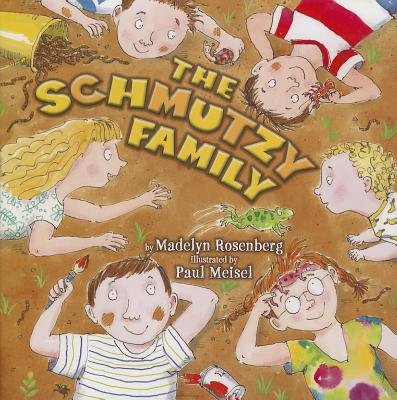 The Schmutzy Family Cover