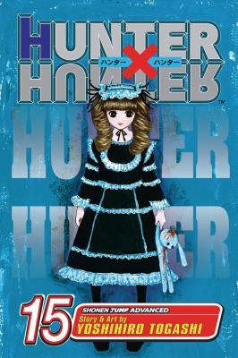 Hunter x Hunter, Vol. 15 Cover Image